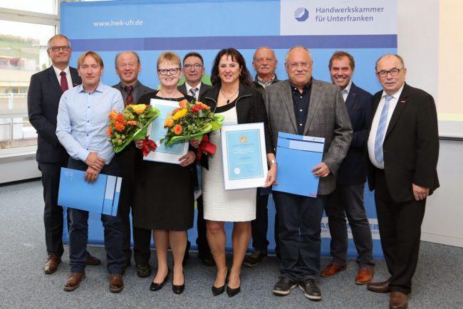 Auszeichnung_Karl-Schmitt-GmbH_Schmitt-Wiesentheid_engagierter-Ausbilder-1_web