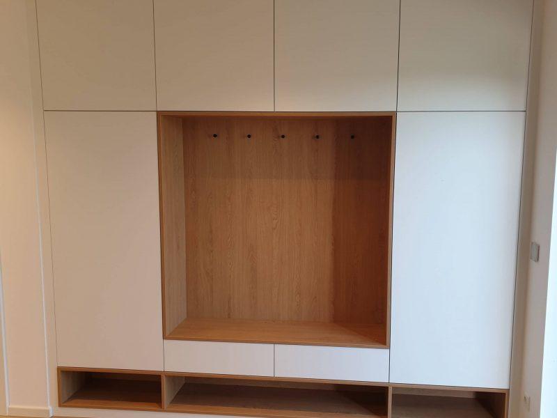 Möbelbau - Einbauschrank von Schmitt Wiesentheid.