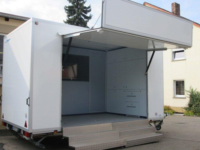 Mobile Verkaufsstände - Schmitt Wiesentheid.